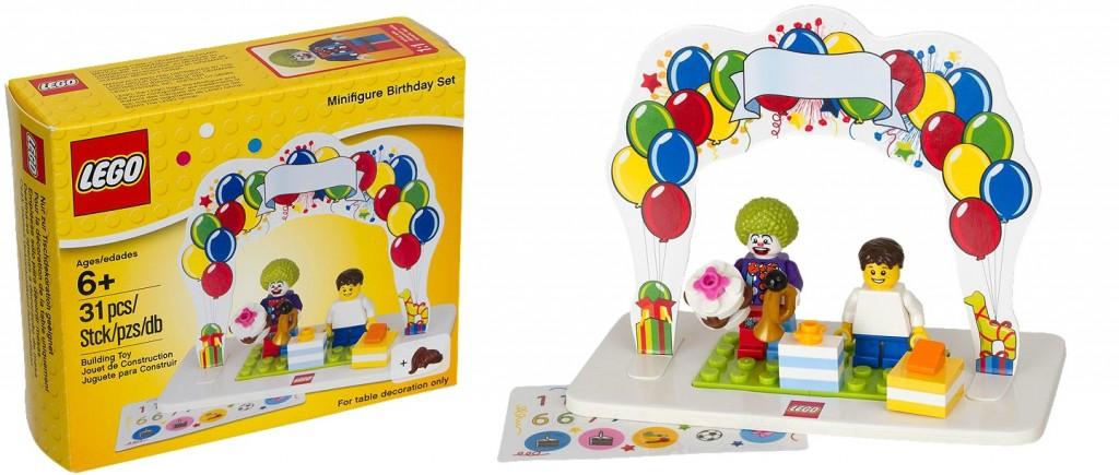 LEGO 850791 Minifigure Birthday Set - Toysnbricks