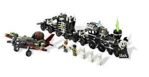 LEGO 9467 Monster Fighters The Ghost Train - Toysnbricks