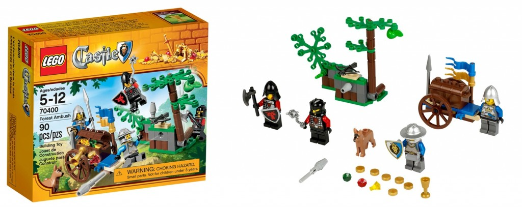 LEGO Castle 70400 Forest Ambush - Toysnbricks