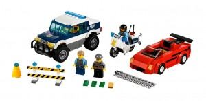 LEGO City 60007 High Speed Chase - Toysnbricks