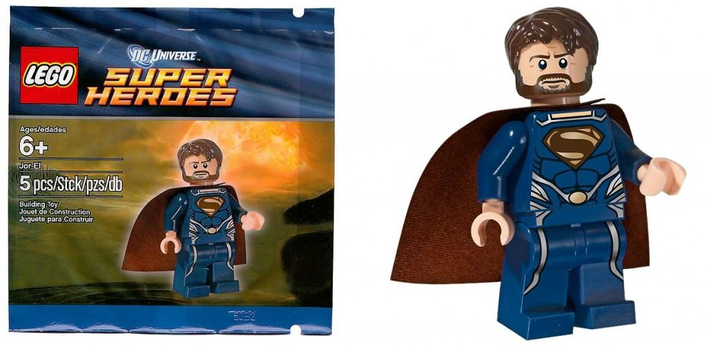 LEGO DC Universe Super Heroes Jor-El 5001623 - Toysnbricks