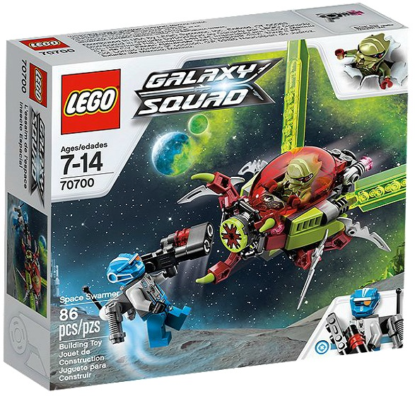 LEGO Galaxy Squad 70700 Space Swarmer - Toysnbricks