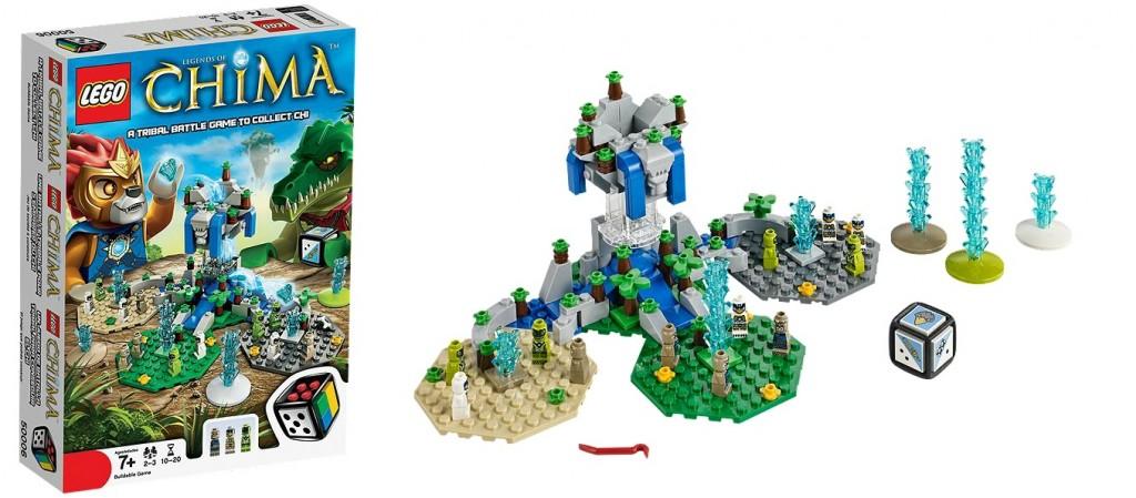 LEGO Games 50006 Legends of Chima - Toysnbricks