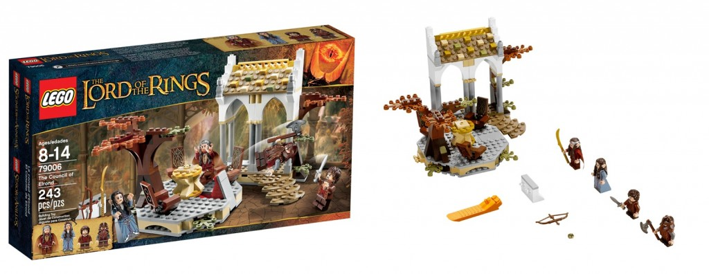 LEGO Lord of the Rings 79006 The Council of Elrond - Toysnbricks