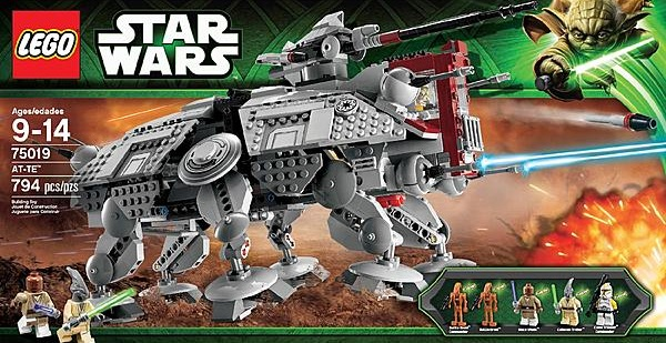 LEGO Star Wars 75019 AT-TE - Toysnbricks
