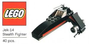 LEGO Star Wars Mini Jek-14's Stealth Starfighter (ToysRUs May 4th, 2013 Event)