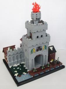 [MOC] Valholl Gatehouse