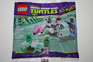 LEGO 30270 Teenage Mutant Ninja Turtles Polybag Set 2013
