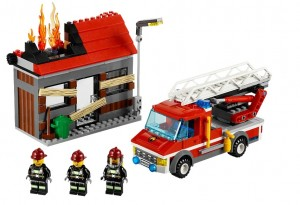 LEGO City 60003 Fire Emergency - Toysnbricks