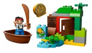 LEGO Duplo 10512 Jake's Treasure Hunt