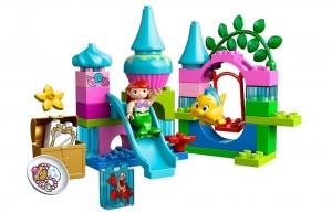 LEGO Duplo 10515 Aerial's Undersea Castle