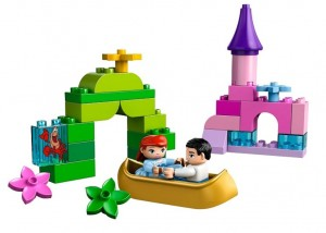 LEGO Duplo 10516 Aerial's Magical Boat Ride