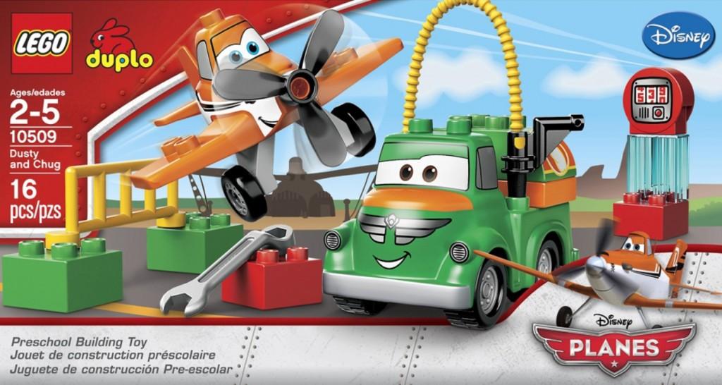 LEGO Duplo Disney Planes 10509 Dusty and Chug