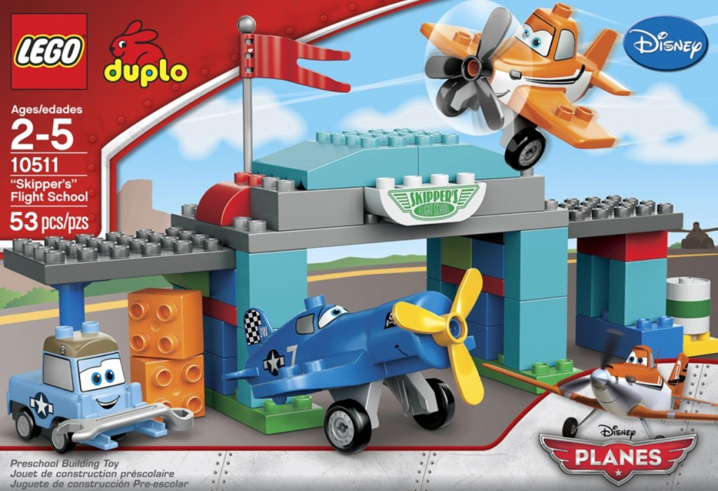 LEGO Duplo Disney Planes 10511 Skipper's Flight School