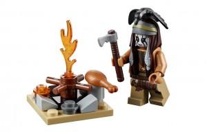 LEGO Lone Ranger Tonto's Campfire 30261 - Toysnbricks
