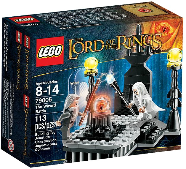 LEGO Lord of the Rings 79005 The Wizard Battle - Toysnbricks