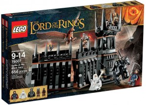 LEGO Lord of the Rings Battle at the Black Gate 79007 - Toysnbricks
