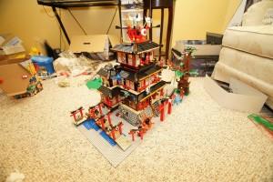 [MOC] Ninja Castle