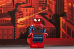 LEGO Amazing Spider-Man San Diego Comic Con 2013 Minifigure