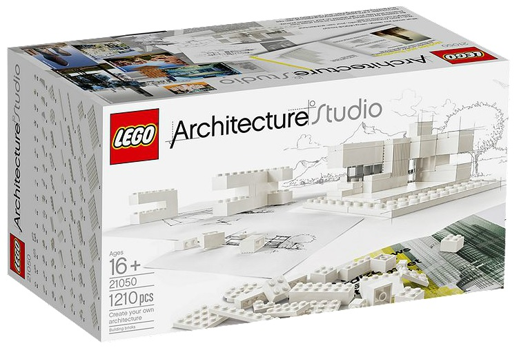 LEGO Architecture 21050 Studio - Toysnbricks