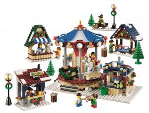 LEGO Expert 10235 Winter Village Market - Toysnbricks