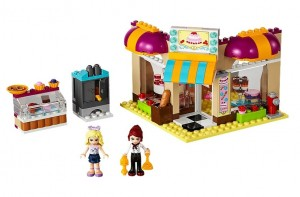 LEGO Friends 41006 Downtown Bakery - Toysnbricks