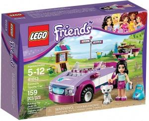 LEGO Friends 41013 Emma's Sports Car - Toysnbricks