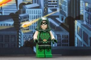 LEGO Green Arrow Minifigure San Diego Comic Con 2013