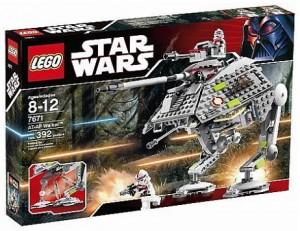 LEGO Star Wars 7671 AT-AP Walker (2008 Version)