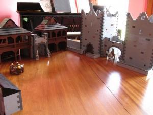 [MOC] Lego Game of Thrones - Winterfell CUUSOO Modular Cas