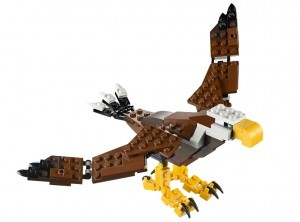 LEGO 31004 Creator Fierce Flyer - Toysnbricks