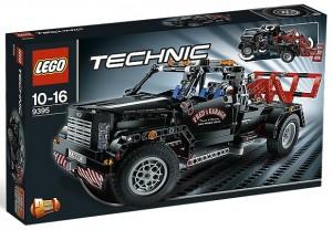 LEGO 9395 Technic Pick-up Tow Truck - Toysnbricks