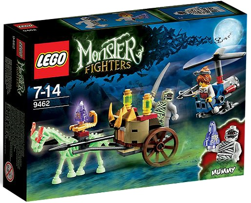 LEGO 9462 Monster Fighters The Mummy - Toysnbricks