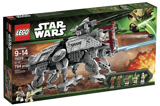 LEGO AT-TE Star Wars 75019 - Toysnbricks