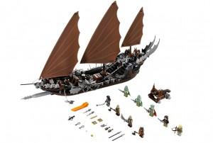 LEGO Lord of the Rings 79008 Pirate Ship Ambush - Toysnbricks