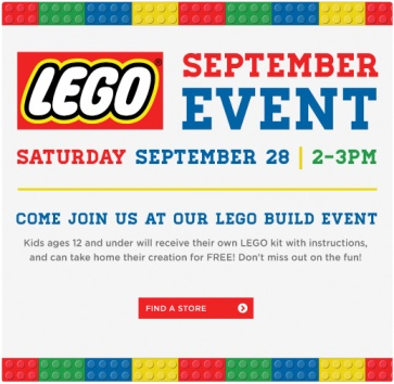 BAM September 2013 LEGO Building Event (USA)