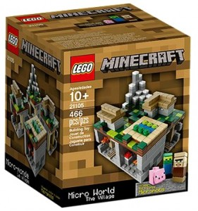 LEGO 21105 Micro World The Village - Toysnbricks