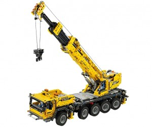 LEGO 42009 Technic Mobile Crane MK II - Toysnbricks