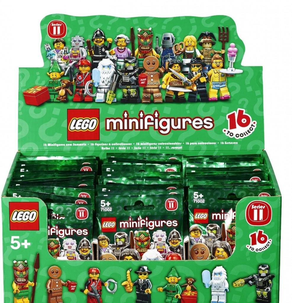 LEGO 71002 Series 11 Minifigures 6029152- Toysnbricks