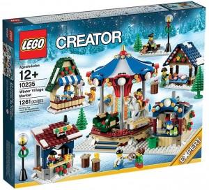 LEGO Creator 10235 Winter Village Market - Toysnbricks
