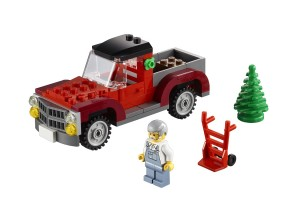 LEGO Creator 40083 Christmas Holiday 2013 Part 2 Set