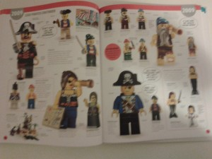 LEGO Minifigure Year by Year Book Review