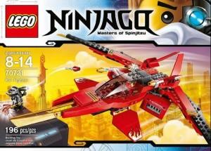 LEGO Ninjago 70721 Kai Fighter 2014 (Pre)