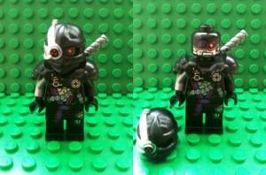 LEGO Ninjago General Cryptor Minifigure (Pre)