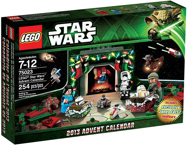 LEGO Star Wars 2013 Advent Calendar 75023 - Toysnbricks