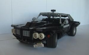 [MOC] Muscle Car