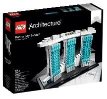 LEGO 21021 Marina Bay Sands (Pre)