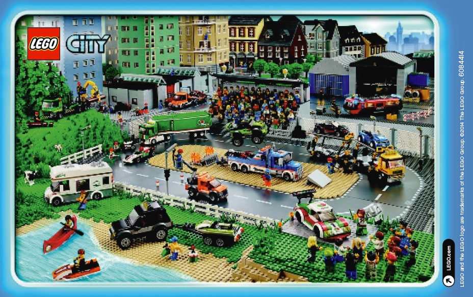 LEGO City 2014 Set Pictures