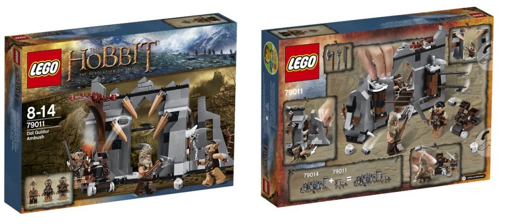 LEGO Hobbit 79011 Dol Guldur Ambush - Toysnbricks