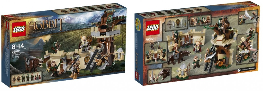 LEGO Hobbit 79012 Mirkwood Elf Army - Toysnbricks